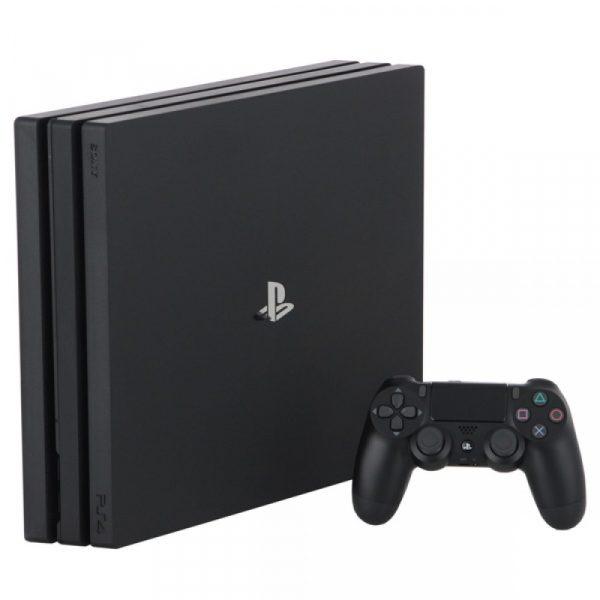 PlayStation 4 Pro 1Tb + Horizon Zero Dawn + God of War