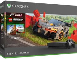 Xbox One X 1TB + Forza Horizon 4 + LEGO Speed Champions